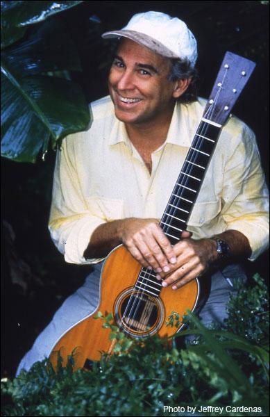 Singer/Songwriter Jimmy Buffett
