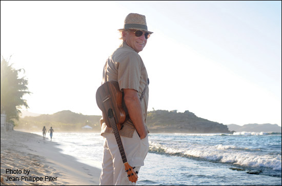 Singer/songwriter Jimmy Buffett