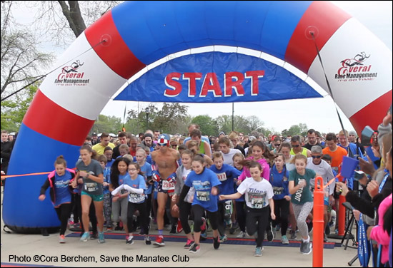 14th Annual Save the Manatee 5K Run