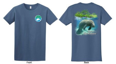 Save the Manatee Club T-shirt