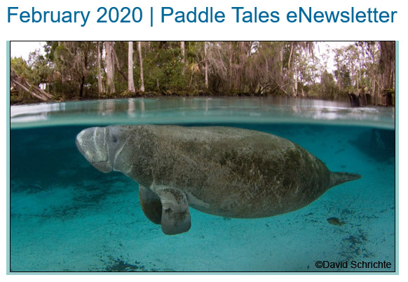 February 2020 Paddle Tales eNewsletter