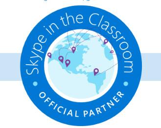 Skype in the Classroom Partner logo