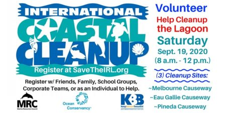 Help Cleanup the Lagoon
