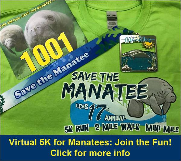 Save the Manatee 5K Virtual Event