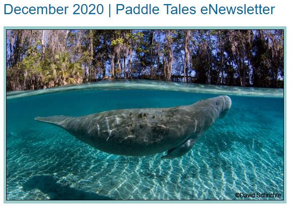 December 2020 Paddle Tales eNewsletter