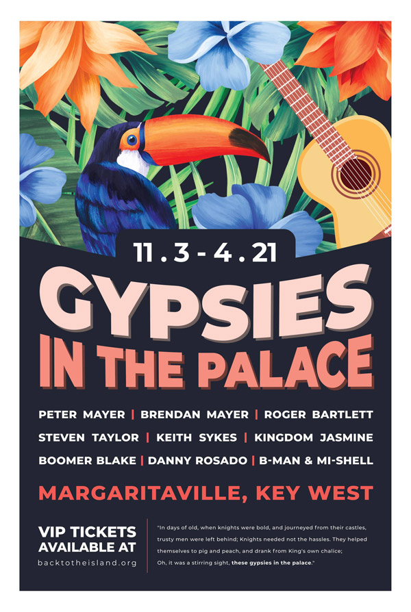 Gypsies in the Palace Event