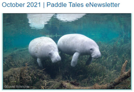 October 2021 Paddle Tales eNewsletter